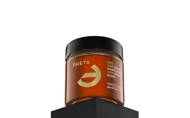 THETA island honey