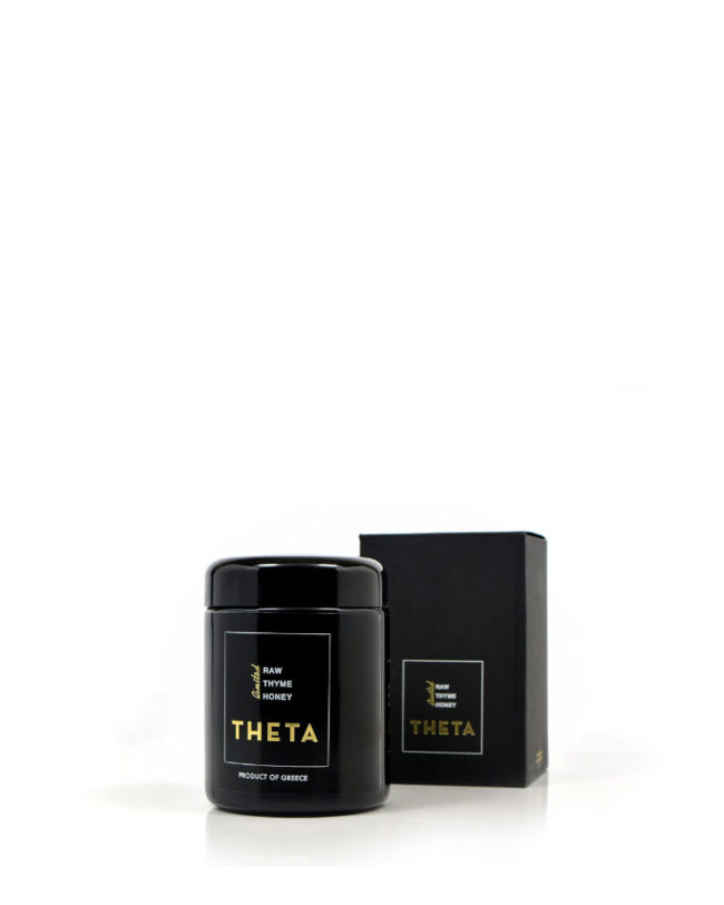theta raw thym honey